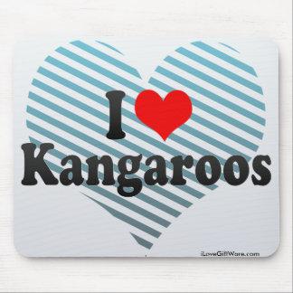 Amo KangaROOS Mousepads