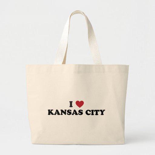 Amo Kansas City Kansas Bolsa