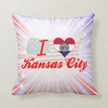 Amo Kansas City, Missouri Almohadas