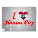 Amo Kansas City, Missouri Felicitaciones