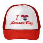 Amo Kansas City, Missouri Gorra