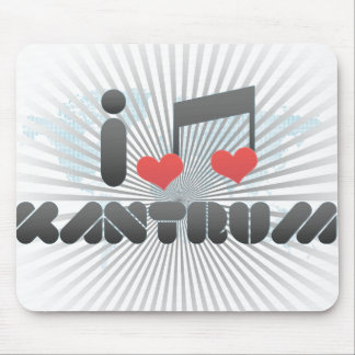 Amo Kantrum Tapetes De Ratón