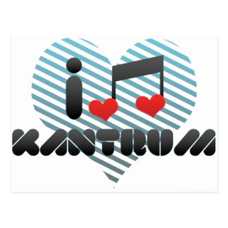 Amo Kantrum Postales