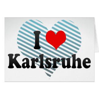 Amo Karlsruhe, Alemania Tarjetón