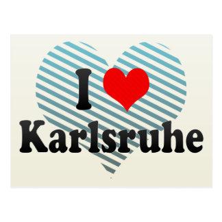 Amo Karlsruhe Alemania Postal