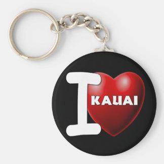 Amo Kauai Hawaii Llavero Personalizado