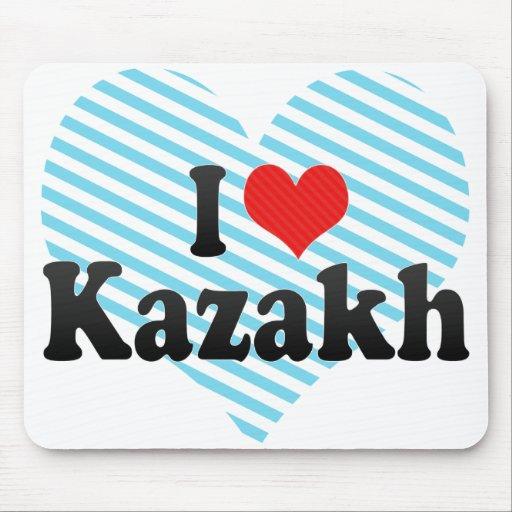 Amo Kazakh Alfombrillas De Ratones