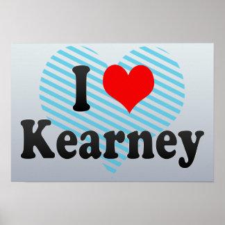 Amo Kearney Estados Unidos Posters