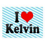 Amo Kelvin Postales