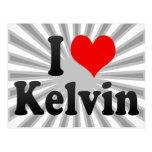 Amo Kelvin Tarjetas Postales