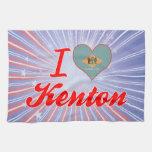 Amo Kenton, Delaware Toallas