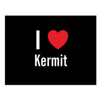 Amo Kermit Postal