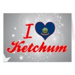Amo Ketchum, Idaho Felicitaciones