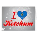 Amo Ketchum, Oklahoma Felicitación