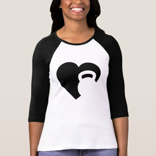 Amo Kettlebell Camisetas
