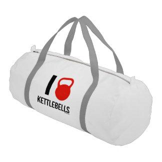 Amo kettlebells bolsa de deporte