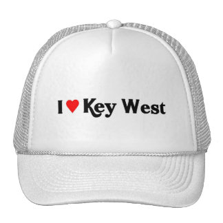 Amo Key West Gorras De Camionero