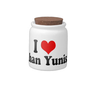 Amo Khan Yunis, territorio palestino Jarras Para Caramelos