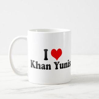 Amo Khan Yunis, territorio palestino Taza Básica Blanca