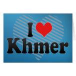 Amo Khmer Felicitación