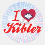 Amo Kibler, Arkansas Etiqueta Redonda