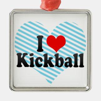 Amo Kickball Adorno De Reyes