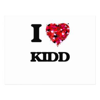 Amo Kidd Postales