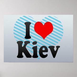 Amo Kiev, Ucrania Posters
