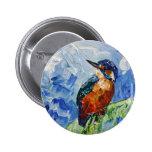 Amo Kigfishers Chapa Redonda 5 Cm