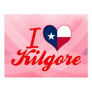 Amo Kilgore, Tejas Postal