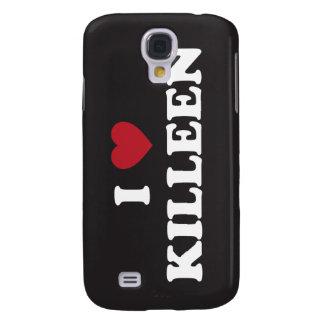 Amo Killeen Tejas Funda Para Galaxy S4