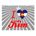 Amo Kim, Colorado Postal