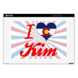 Amo Kim, Colorado Skins Para Portátil