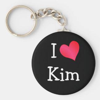 Amo Kim Llavero Redondo Tipo Pin