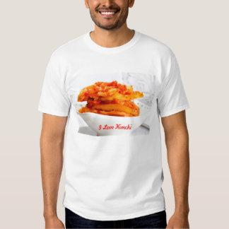 amo kimchi camisas