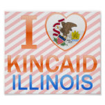 Amo Kincaid, IL Impresiones