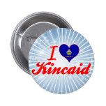 Amo Kincaid, Kansas Pins