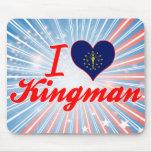 Amo Kingman, Indiana Alfombrilla De Ratones