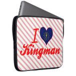 Amo Kingman, Indiana Mangas Portátiles