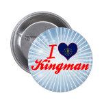 Amo Kingman, Indiana Pin