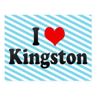 Amo Kingston, Jamaica Postal
