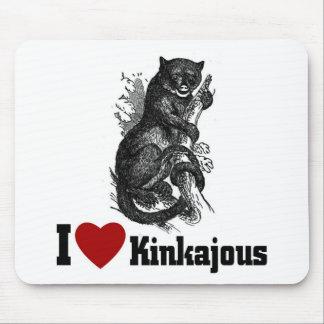 Amo Kinkajous Tapetes De Raton