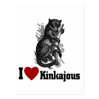Amo Kinkajous Postal