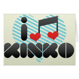 Amo Kinko Felicitacion