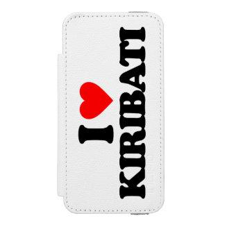 AMO KIRIBATI FUNDA BILLETERA PARA iPhone 5 WATSON