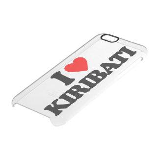 AMO KIRIBATI FUNDA CLEARLY™ DEFLECTOR PARA iPhone 6 DE UNCOMMON