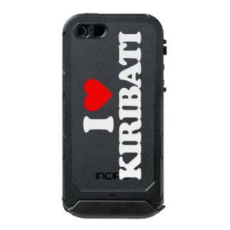 AMO KIRIBATI FUNDA PARA iPhone 5 INCIPIO ATLAS ID