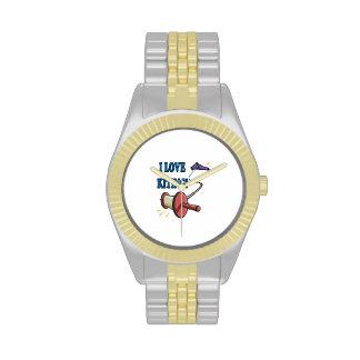 Amo Kiting Relojes