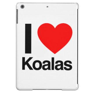 amo koalas funda para iPad air