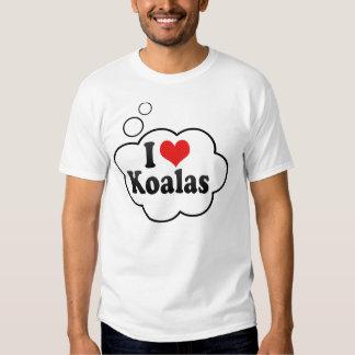 Amo koalas playeras